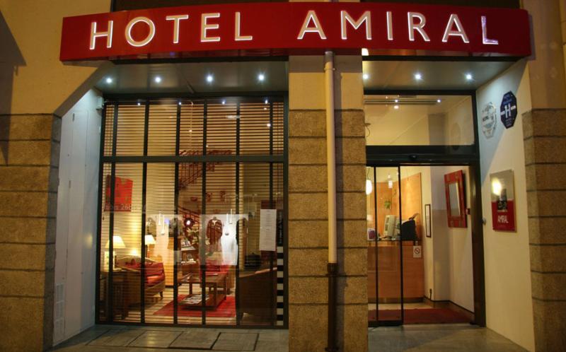 H tel amiral nantes 44 partenaire un comit pour moi for Boutique hotel nantes
