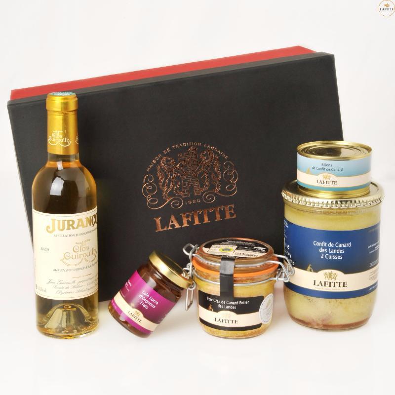 Lafitte foie gras partenaire un comit pour moi - Maison lafitte foie gras ...