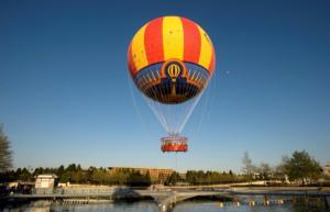 Ballon disney panoramagique E-billet (77)