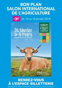 Salon de l'Agriculture à Paris (75)
