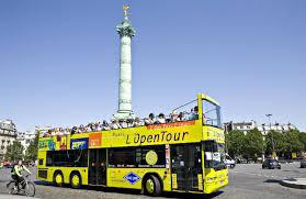 Open tour Paris Adulte 3 jours e-billet (75)
