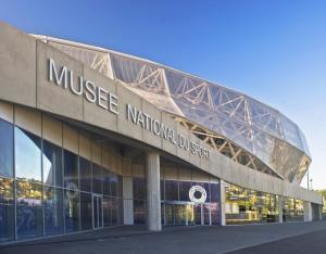 Musée National du Sport à Nice Stade ALLIANZ RIVIERA (06)