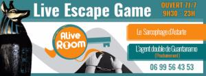Alive Room Escape Game à Bayonne (64)