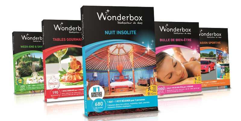 envoyer chèque cadeau wonderbox
