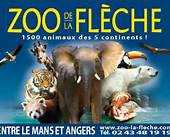 Zoo de la Flèche adulte E-billet