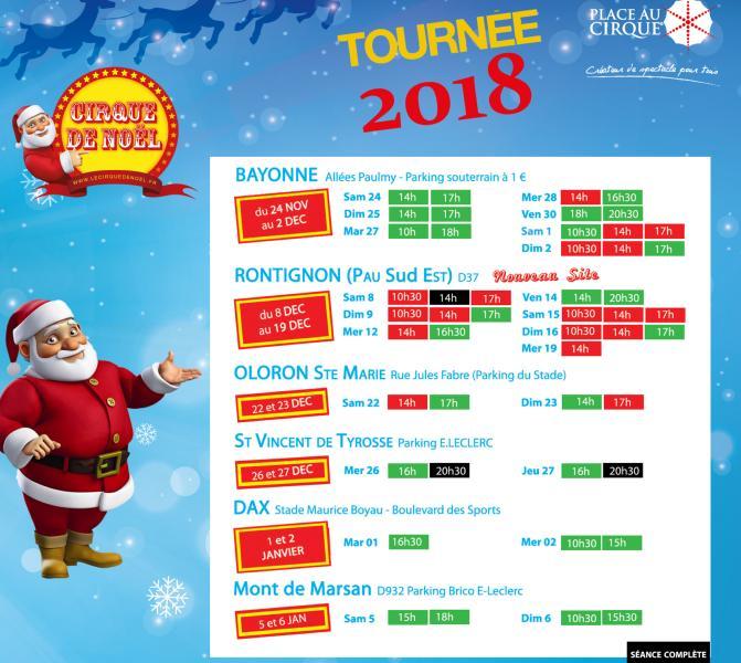 cirque de noel 2018 bayonne Cirque de Noël promotion Billets cadeaux 2018 (40) (64) cirque de noel 2018 bayonne